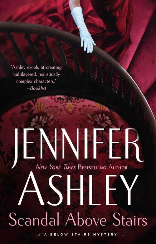 Scandal Above Stairs by Jennifer Ashley