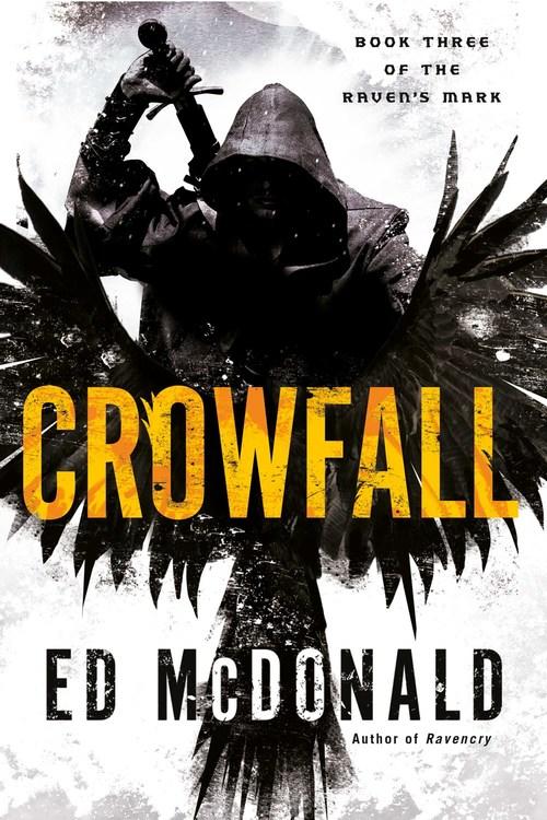 Crowfall by Ed McDonald