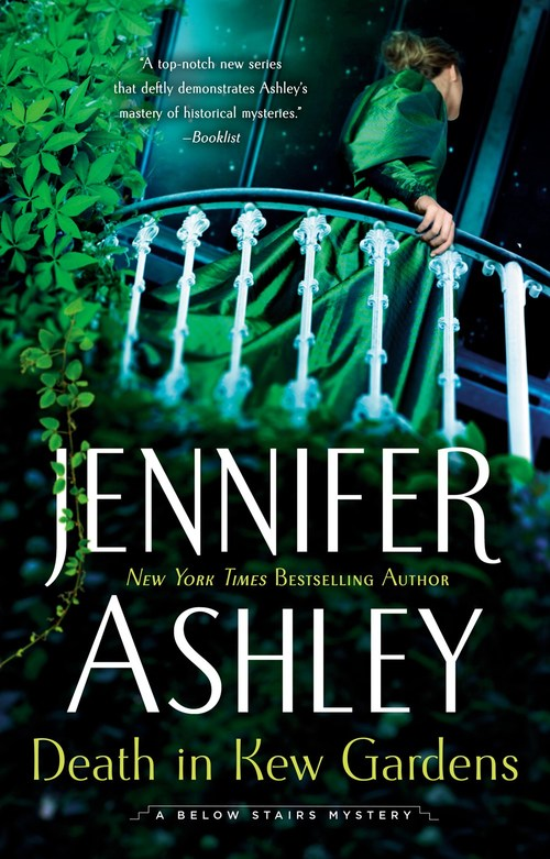 Death in Kew Gardens by Jennifer Ashley