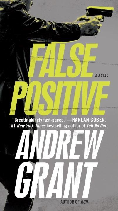 False Witness by Andrew Grant