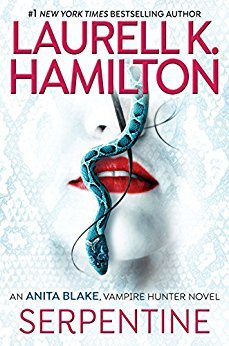 Serpentine by Laurell K. Hamilton