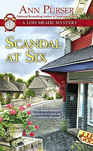 Scandal At Six by Ann Purser