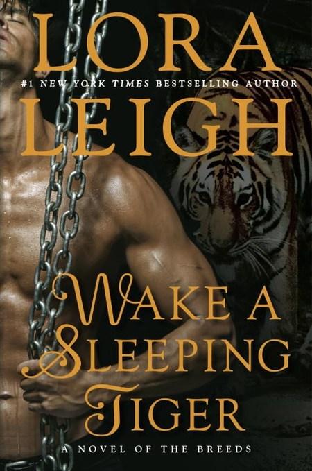 Wake a Sleeping Tiger by Lora Leigh