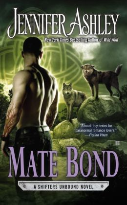 Mate Bond by Jennifer Ashley