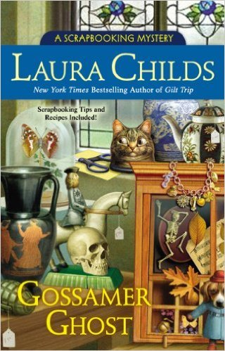 Gossamer Ghost by Laura Childs