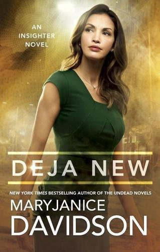 Deja New by MaryJanice Davidson
