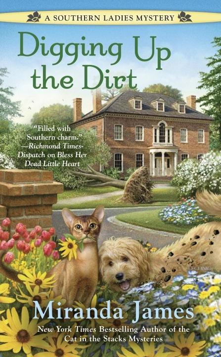 Digging Up the Dirt by Miranda James