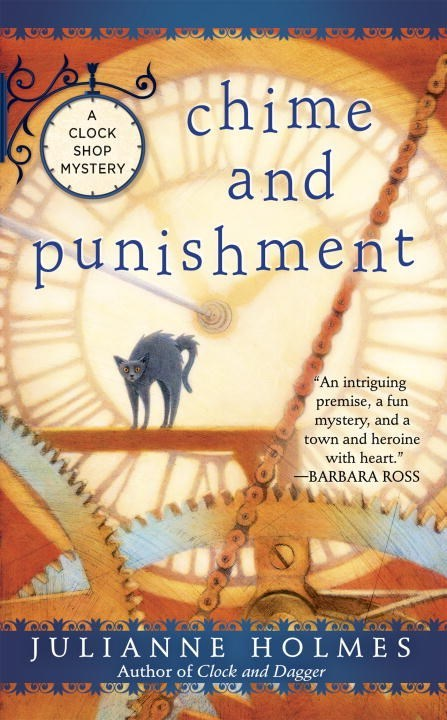 Chime and Punishment by Julianne Holmes