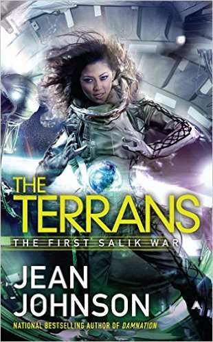 The Terrans by Jean Johnson