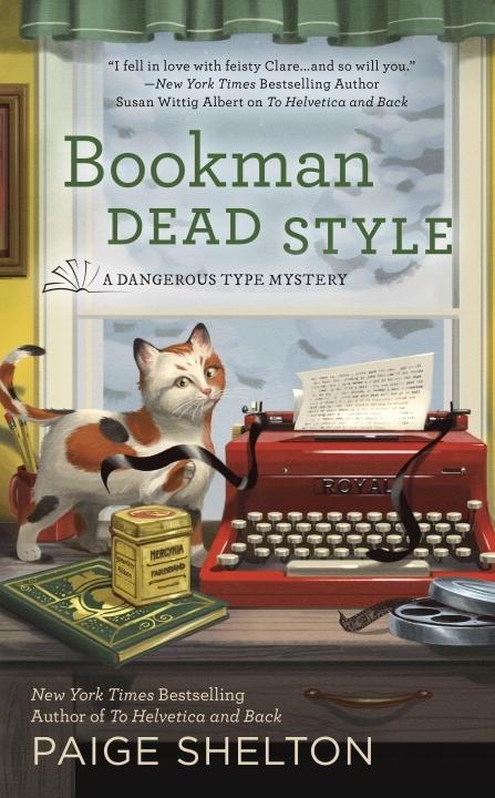 Bookman Dead Style by Paige Shelton