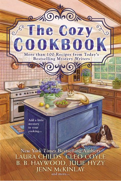 The Cozy Cookbook by Laura Childs