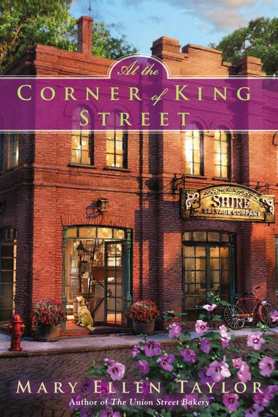 At the Corner of King Street by Mary Ellen Taylor
