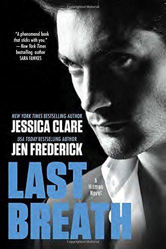Last Breath by Jessica Clare