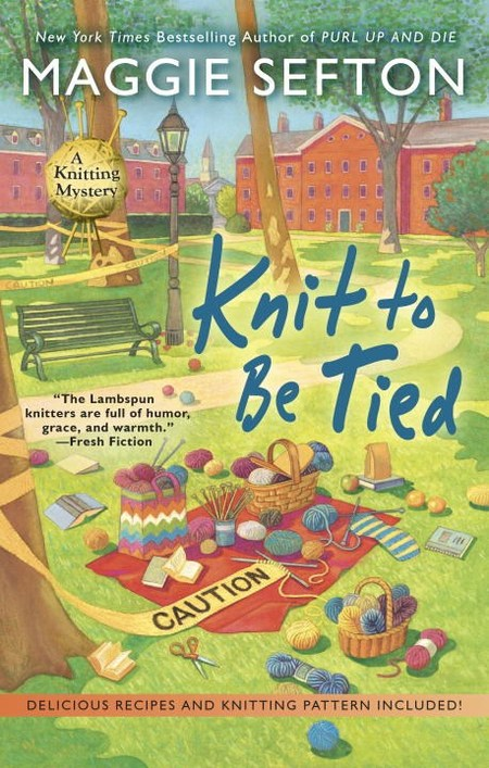 KNIT TO BE TIED