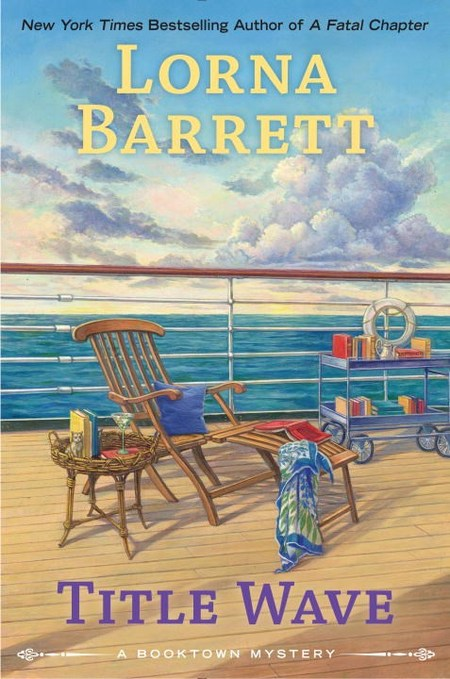 Title Wave by Lorna Barrett