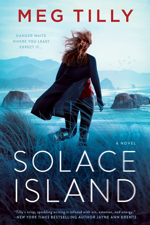 Solace Island by Meg Tilly