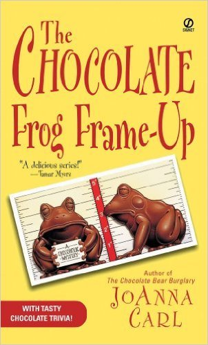 THE CHOCOLATE FROG FRAMEUP