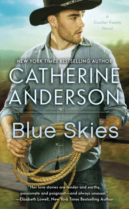 Blue Skies by Catherine Anderson