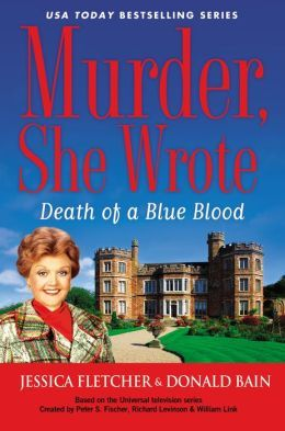 Death of a Blueblood by Jessica Fletcher