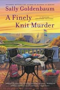 A Finely Knit Murder by Sally Goldenbaum