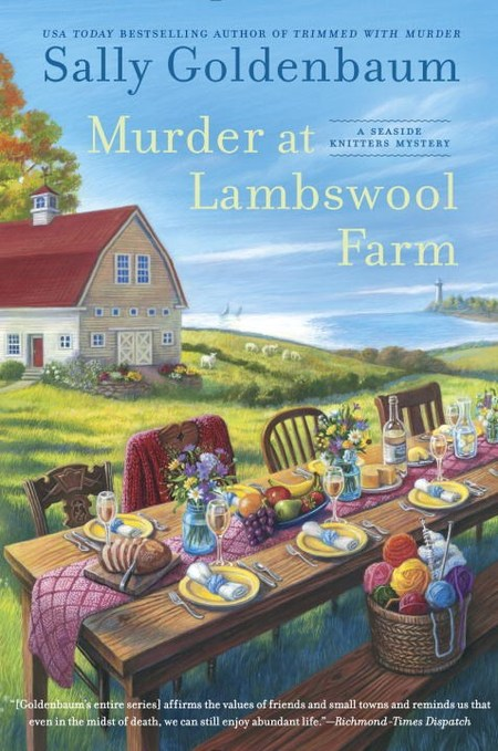 Murder at Lambswool Farm by Sally Goldenbaum