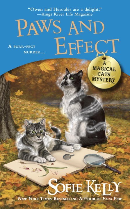 Paws and Effect by Sofie Kelly