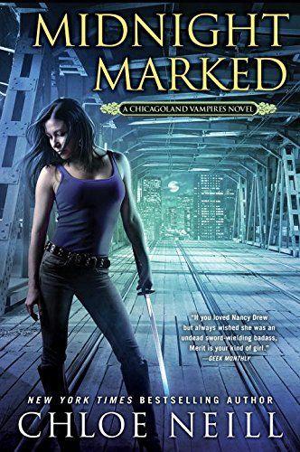 Midnight Marked by Chloe Neill