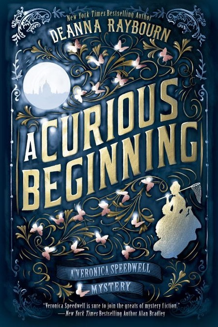 Excerpt of A Curious Beginning by Deanna Raybourn