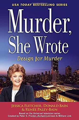 Design For Murder by Donald Bain