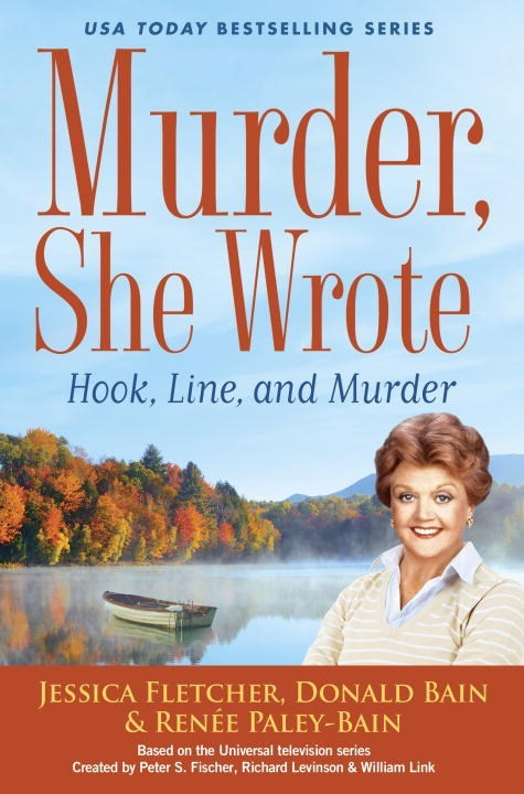 Hook, Line and Murder by Jessica Fletcher