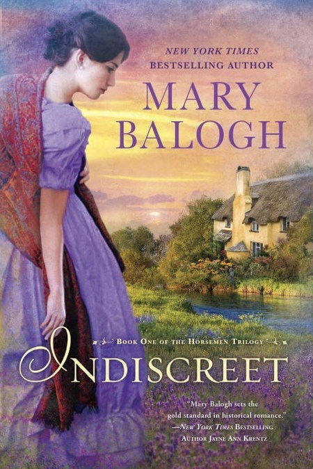 Indescreet by Mary Balogh