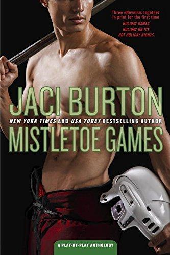Mistletoe Games by Jaci Burton