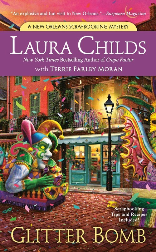 Glitter Bomb by Laura Childs