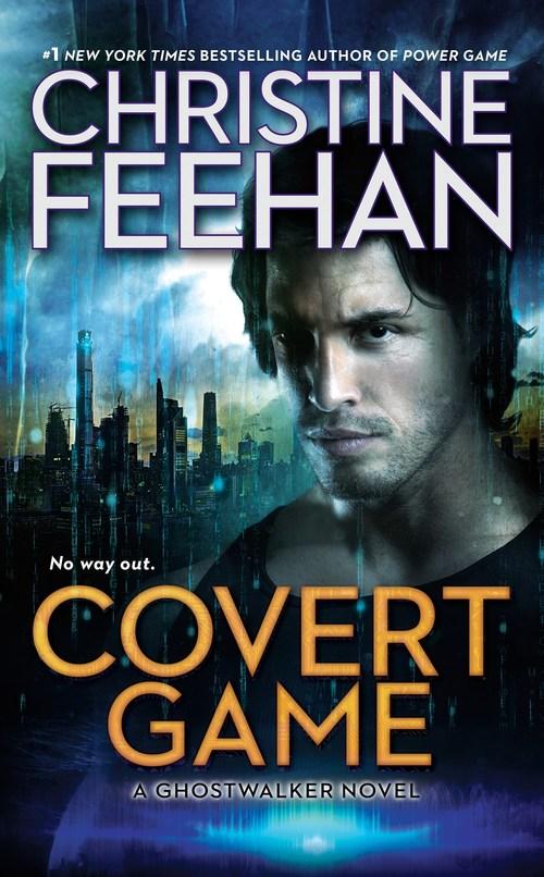 Covert Game by Christine Feehan