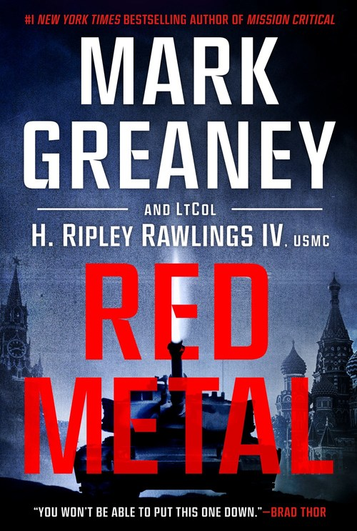Red Metal by Mark Greaney