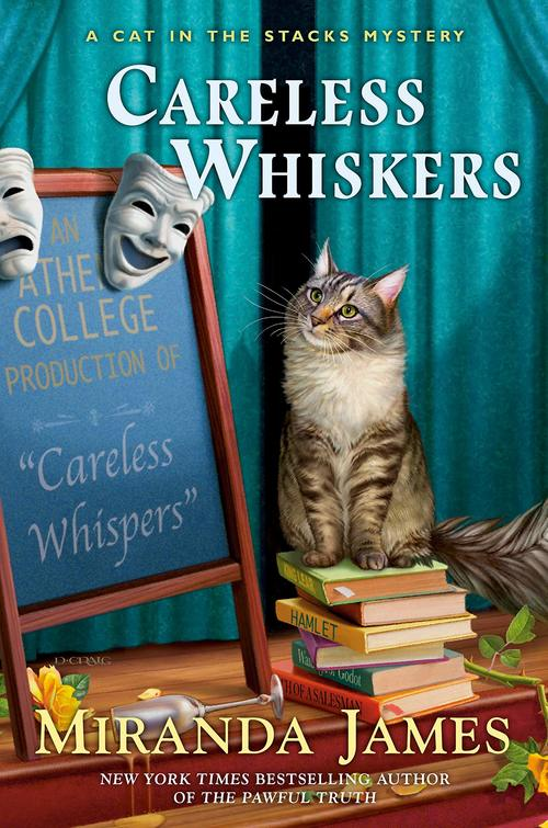 Careless Whiskers by Miranda James