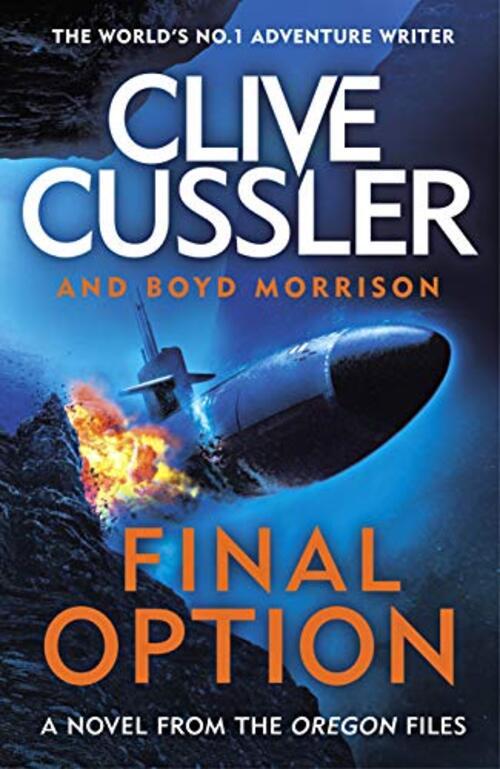 Final Option by Clive Cussler
