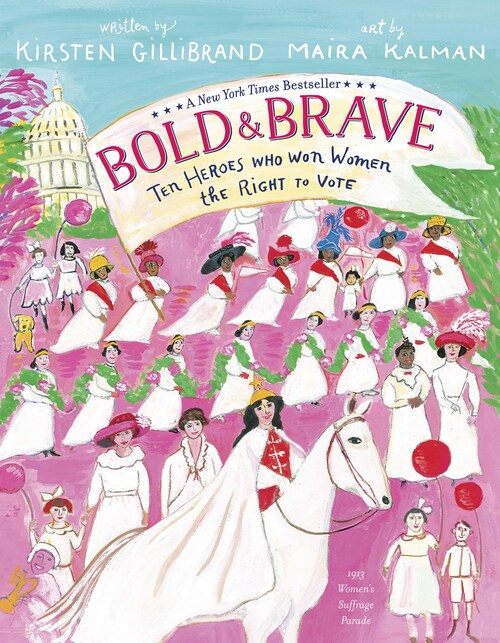 Bold & Brave by Kirsten Gillibrand