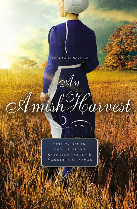 An Amish Harvest by Amy Clipston