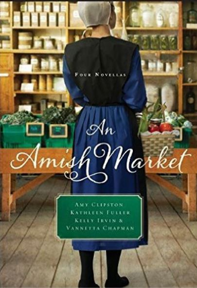 An Amish Market by Vannetta Chapman