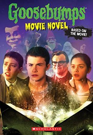 Goosebumps The Movie by R.L. Stine