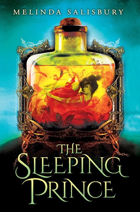 The Sleeping Prince by Melinda Salisbury