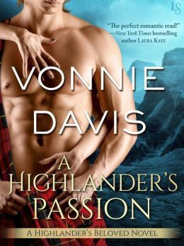 A Highlander's Passion by Vonnie Davis