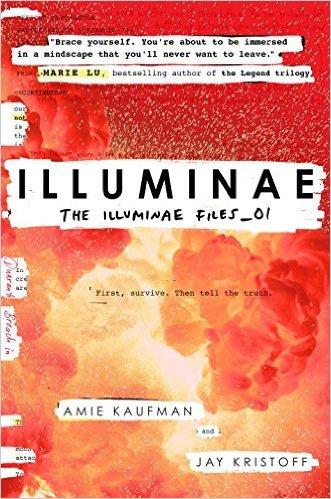 Illuminae by Jay Kristoff