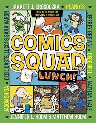 Comic Squad: Lunch