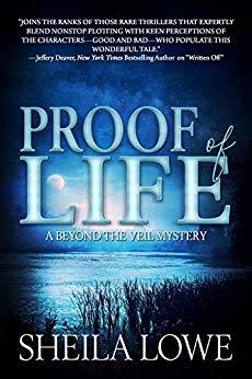 Proof of Life by Sheila Lowe