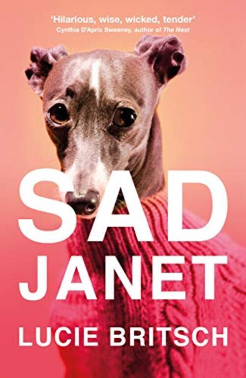 Sad Janet by Lucie Britsch