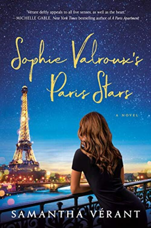Sophie Valroux's Paris Stars by Samantha Verant