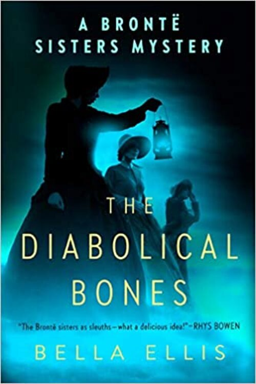 The Diabolical Bones by Bella Ellis
