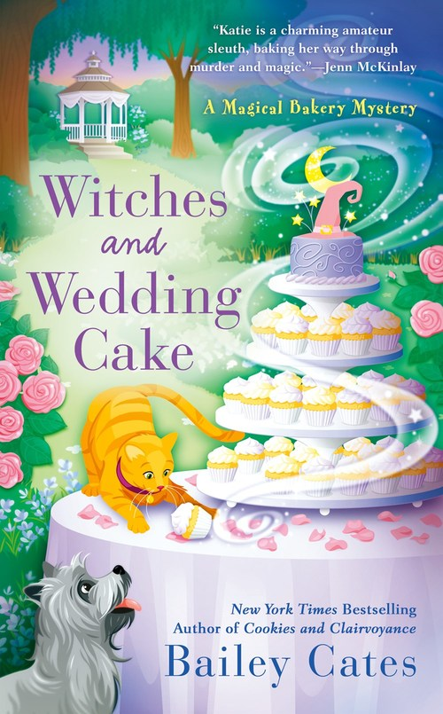 Witches and Wedding Cake by Bailey Cates